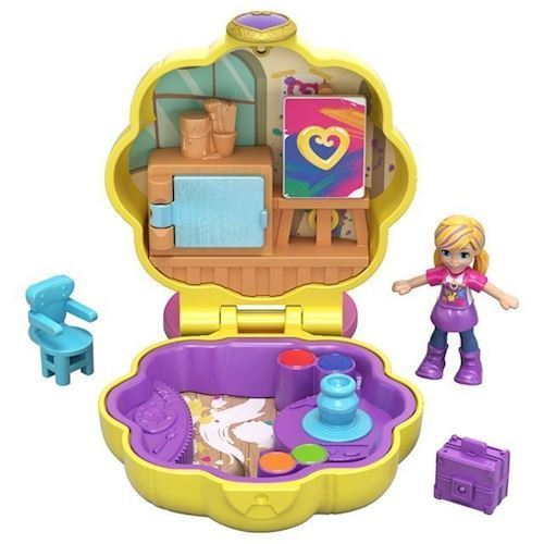 Image of Polly Pocket Tiny Pocket Places Lilas garderope (887961731545)