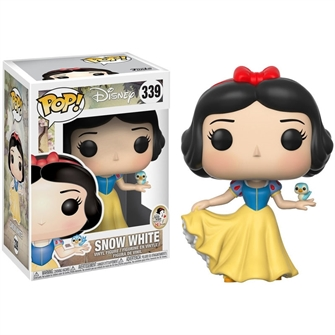 Image of POP figure Disney Snow White and the Seven Dwarfs Snow White (889698217163)