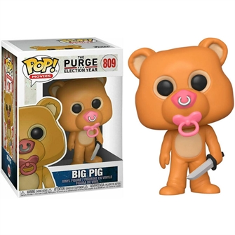 Image of POP figure The Purge Election Year Big Pig (889698434560)