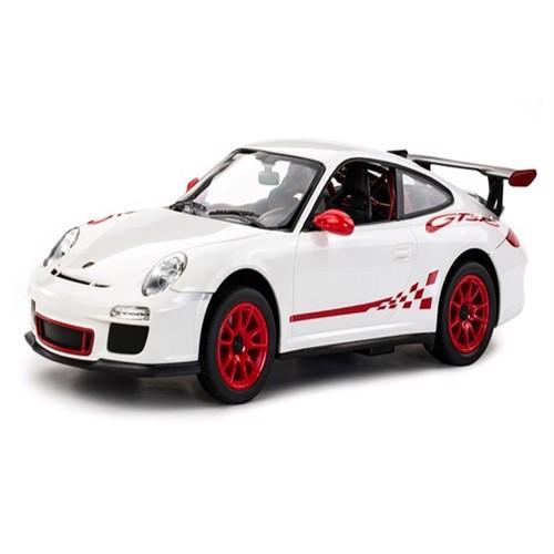 Image of Porsche 911 Gt3Rs fjernstyret bil med rat 1:14 (6930751306905)