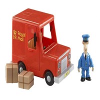 Postmand Per royal post bil