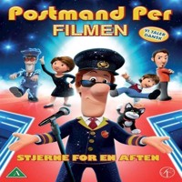 Postman Per The Movie  DVD