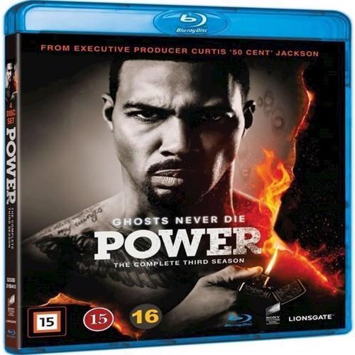 Image of Power Sæson 3 Blu-ray (7330031004108)