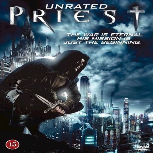 Image of Priest Unrated Edition DVD (5051161286319)