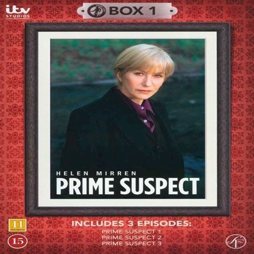 Image of Prime Suspect Box 1 DVD (7333018001848)