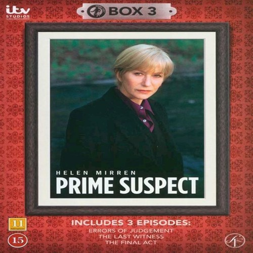 Image of Prime Suspect Box 3 DVD (7333018002630)