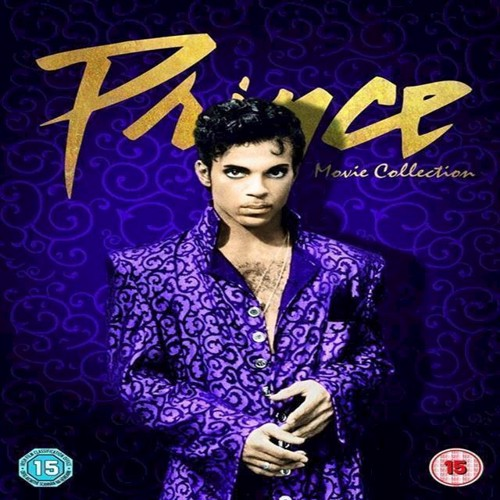 Image of Prince Movie Collection DVD (5051892202459)