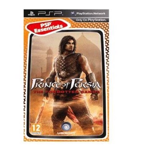 Image of Prince of Persia The Forgotten Sands - PS Portable (3307212805933)