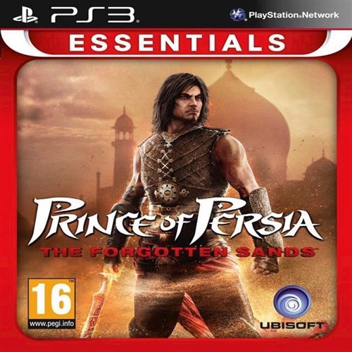 Image of Prince of Persia, The Forgotten Sands, PS3 (3307215659434)