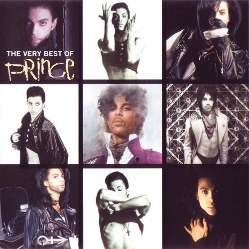 Image of Prince, The Very Best Of Prince, CD (0081227427221)
