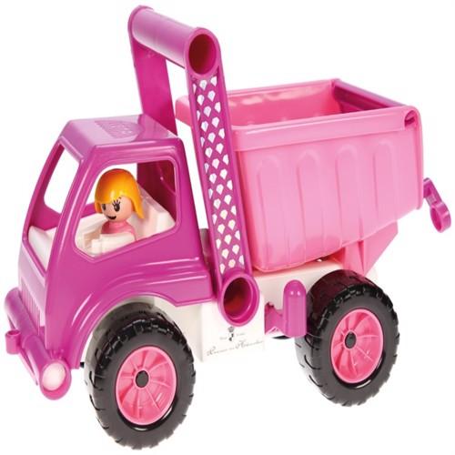 Image of Prinsesse Lastbil Dump Truck 27Cm
