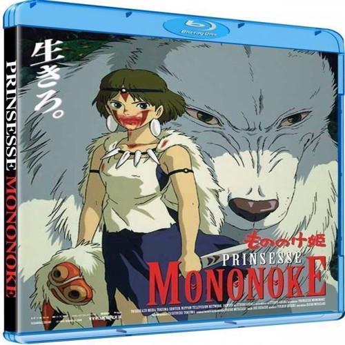 Billede af Prinsesse Mononoke Blu-ray