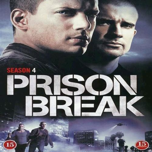 Image of Prison Break Sæson 4 The Final Season 6disc DVD (7340112709198)