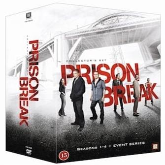 Image of Prison Break Sæsons 14 Event Series 24Disc (7340112739362)
