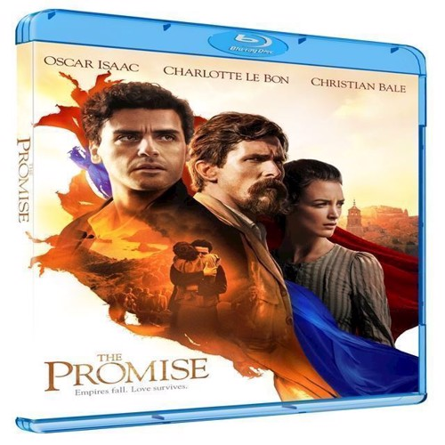 Image of Promise, The Oscar Isaac Blu-ray (5705535058803)