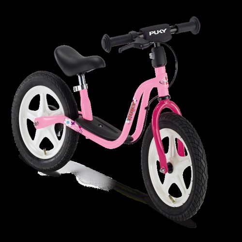 Image of Puky balance cykel LR1lBR lyserød