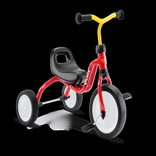 Image of Puky fitsch trehjulet cykel rød