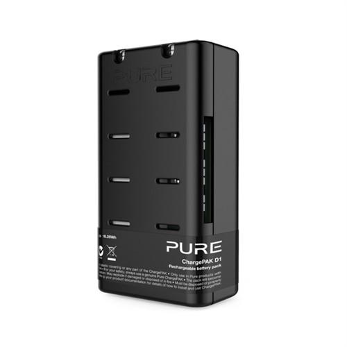 Image of Pure Lade Pakke D1 Batteri (0759454826925)