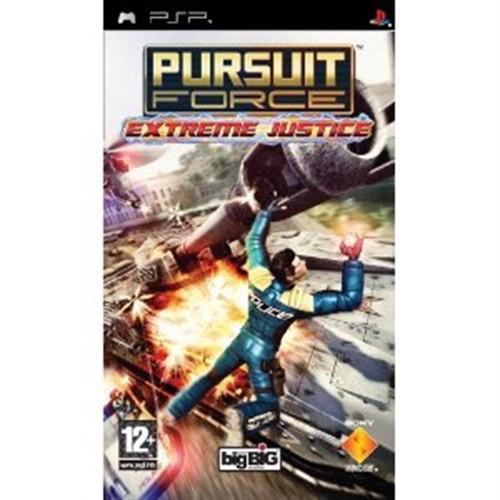 Image of Pursuit Force Psp