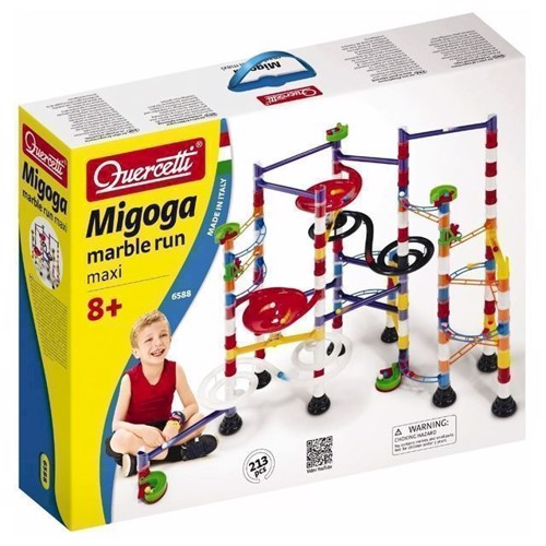 Image of Quercetti - Migoga Marple Run Maxi, 213 pc (8007905065884)