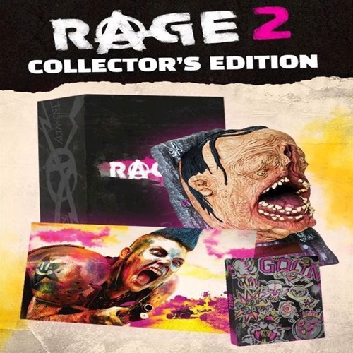 Image of Rage 2 Collectors Edition, PS4 (5055856421832)