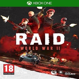 Image of RAID World War II 2 - PS4 (8023171040868)