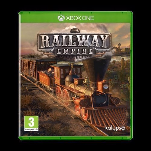Image of Railway Empire - Xbox One (4260458360590)