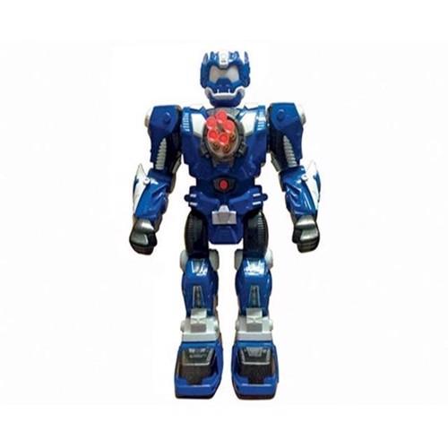 Image of   Fjernstyret, skydende robot, blå