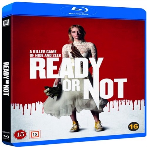 Image of Ready or Not, DVD (7340112751074)