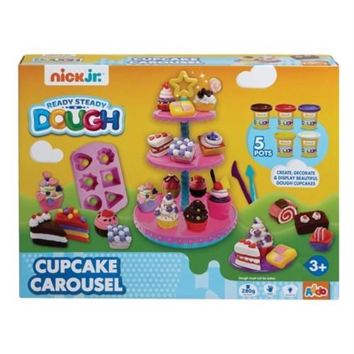 Image of Cupcake karrussel modellervoks