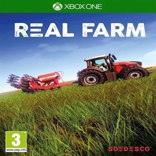 Image of Real Farm - PC (8718591183997)