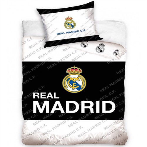 Image of Real Madrid 2I1 Sengetøj 100 Pocent Bomuld