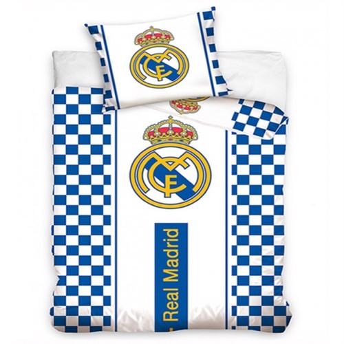 Image of Real Madrid Sengetøj 100 Procent Bomuld
