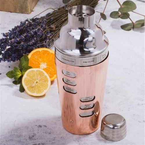 Image of Recipe Cocktail Shaker