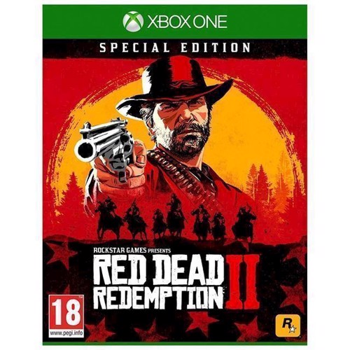 Image of Red Dead Redemption 2 Special Edition - PS4 (5026555424523)