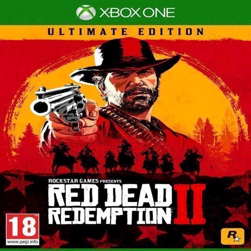 Image of Red Dead Redemption 2 Ultimate Edition - PS4 (5026555424363)