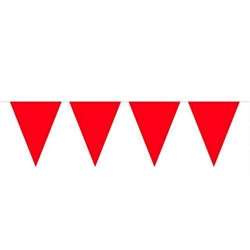 Image of Banner, røde mini flag 3 M