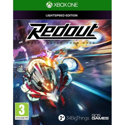 Image of Redout Lightspeed Edition - PS4 (8023171039336)