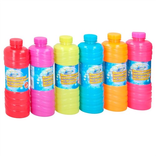 Image of Refill bubble blower, 1 liter (8711252024936)