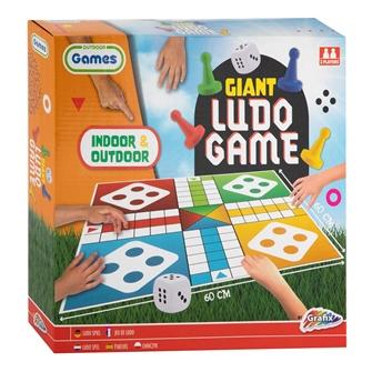 Image of Giant Ludo Game (8715427067407)