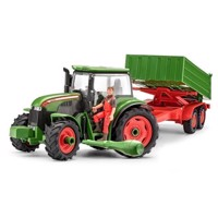 Revell Junior Kit - Traktor med Trailer