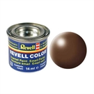 Revell enamel paint  381Brown, VelvetMatt