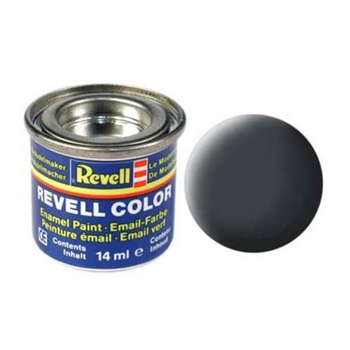 Image of Revell maling 77 stof grå, mat (42023036)