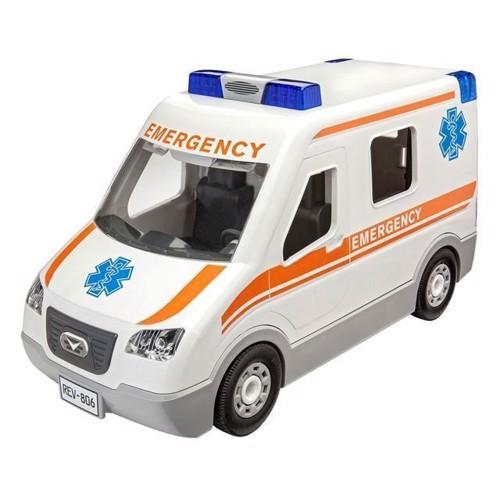 Image of Revell Junior Kit Ambulance (4009803008066)