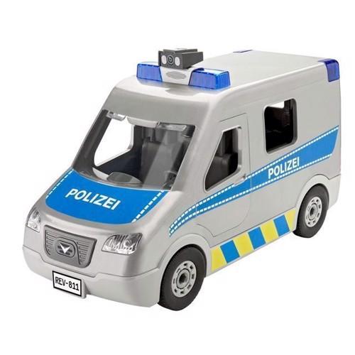 Image of Revell Junior Kit Politi bil (4009803008110)