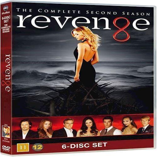 Image of Revenge sæson 2 DVD (8717418395735)