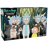 Rick and Morty  Close Rick Counters of the Rick Kind  bygge spil