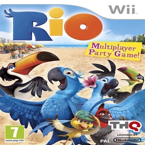 Image of Rio - Wii