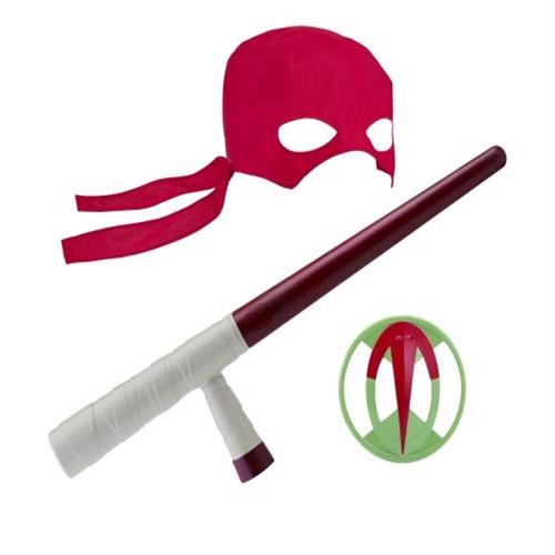 Image of Teenage mutant ninja turtles raphaels ninja gear