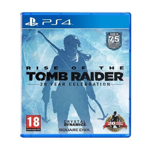 Image of Rise Of The Tomb Raider 20 Year Celebration - Ps4 (5021290074453)